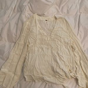 Free People bell sleeves Sz Small